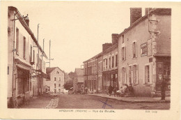 58/ Arquian - La Rue Du Moulin - Année 1930/40 - Francia