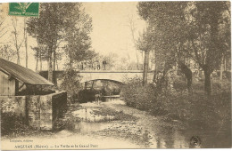 58/ Arquian - La Vrille Et Le Grand Pont- (lavoir) - Francia