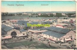 CPA DRESDEN DRESDNER VOGELWIESE TOTALANSICHT - Dresden