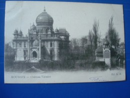 ROUBAIX : Château VAISSIER En 1905 - Roubaix