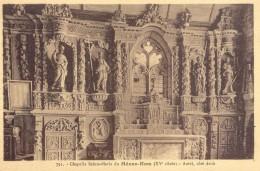 Chapelle Sainte Marie Du Menez Hom - Plomodiern