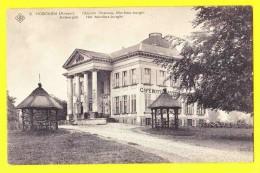 * Hoboken (Antwerpen - Anvers - Antwerp) * (SBP, Nr 5) Ancien Chateau, Morétus Burght, Café Hotel, Kasteel, CPA, Rare
