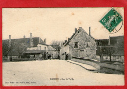 BRAISNE - Rue De Vailly - 1910 - - Francia