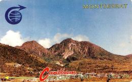 MONSERRAT $20 MOUNTAINS LANDSCAPE OLD LOGO GPT MON-3B READ DESCRIPTION !!!