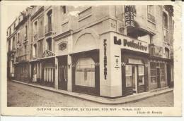 76  . DIEPPE . .LA POTINIERE . SA CUISINE . SON BAR .  . PHOTO DE MONTES ( En L Etat Trace D Acarien ) - Dieppe