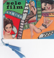 "PALERMO / Calendario Da Barbiere "" SELE FILM "" _ 1967 - Calendari"