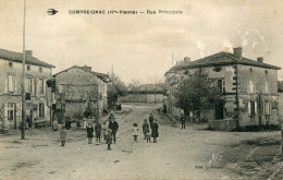 COMPREIGNAC(HAUTE VIENNE) - France