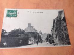 Chanu - La Rue De St Cornier - Autres Communes