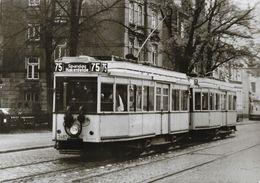 Berliner Verbund Tw TM 36 1927 - Museumfahrzeuge - Verein Verkehrsamateure Un Museumsbahn, Hamburg - Tramways