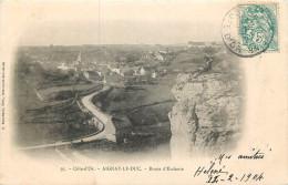 21 - COTE D'OR - Aignay Le Duc - Route D'Etalente - Aignay Le Duc