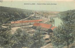 21 - COTE D'OR - Aignay Le Duc - Scierie - Usine Hydro élecrique - Aignay Le Duc