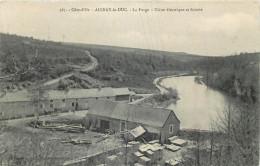 21 - COTE D'OR - Aignay Le Duc - Forge - Usine électrique - Scierie - Aignay Le Duc