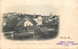 21 - COTE D'OR - Aignay Le Duc - Gare Du Tramway - Chemin De Fer - Aignay Le Duc
