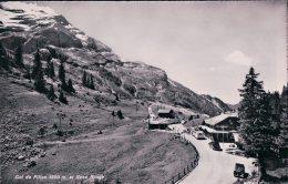 Col Du Pillon, Bus Et Voitures (9535) - VD Vaud