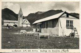 06. Auron. Auberge Des Templiers - Autres Communes