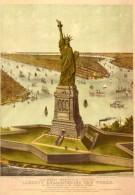 """Entier Postal De 2016 Sur CP Avec Timbre Et Illust.  """"NEW-YORK - La Statue De La Liberté"""" - Postal Stamped Stationery"""