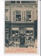CALAIS : Maison Prévieux, Fondée En 1880 Spécialité De Beurre De Bergues Et D'Issigny - état - Calais