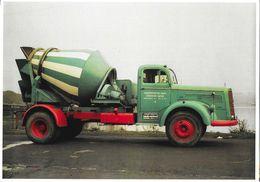 Wilhelm Reimers - Betonmischer Der Transportbeton - Camions & Poids Lourds