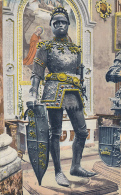 Innsbruck. - Hofkircke.  Konig Arthur Von England * 537, # 339, Von ROBERT WARGER, PU 1911, Mit BAYERN Briefmarke - Innsbruck