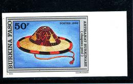 "Burkina Faso 1996         (50F  ""Chapeau Peul"" ND-BdF)  Luxe **  TRES RARE - Burkina Faso (1984-...)"
