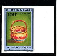 "Burkina Faso 1996         (150F  "" Panier De La Ménagère"" ND-BdF)  Luxe **  TRES RARE - Burkina Faso (1984-...)"
