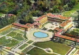 MONZA - Villa Reale Dall'aereo - Monza