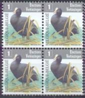N° 4042  XX  MNH  BLOKJE VAN  4 - 1985-.. Vögel (Buzin)