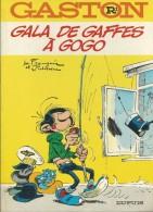 (-) BD GASTON R1 GALA DE GAFFES A GOGO - Gaston