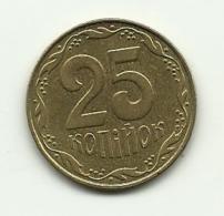 2007 - Ukraina 25 Kopiyok, - Ucraina