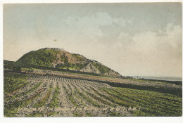 St Kitts Brimstone Hill, The Gibraltar Of The West Indies B.W.I.  Editor John St Kitts Hand Colored - Saint-Christophe-et-Niévès