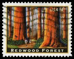 Etats-Unis / United States (Scott No.4378 - Red Wood Forest) (o) - United States