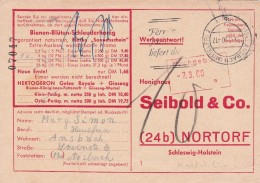 ALLEMAGNE CARTE  THEME GELEE ROYALE GINSENG - Pharmacy