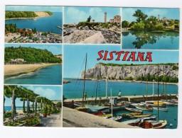 S5906 CARTOLINA TRIESTE SISTIANA EDUTE VEDUTINE - Trieste