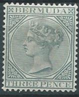 Bermudes  - Yvert N°22*  Forte Charnière   - Az22712 - Bermuda