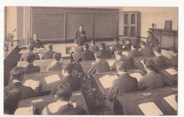 Tienen: Normaalschool Voor Onderwijzers, Klas Van De Normaalschool. - Tienen