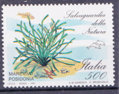 ITALY - 1991 - Y & T. Nr. 1929  - NEW/NEUF/UNGEBRAUCHT/POSTFRIS - ** - 1946-.. République
