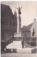 Tienen: Monument 1914-1918. (carte-photo,J. Leyssens) - Tienen