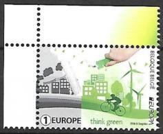 Belg. 2016 - COB N° 4593 ** - Think Green - Belgio