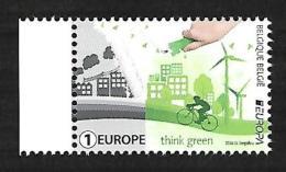 Belg. 2016 - COB N° 4593 ** - Think Green - Belgium