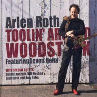Arlen Roth  °°° Toolin Around Woodstok     DVD + CD NEUF - DVD Musicaux