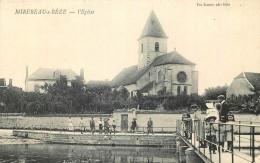 21 - COTE D'OR - Mirebeau - Eglise - Mirebeau
