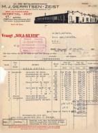 ZEIST 1929  GERRITSEN - Pays-Bas