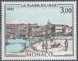 MONACO 1983 - N° 1385  - NEUF** - Monaco