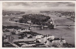 Hungary Budapest View Of The Isle At Margareths 1960 Photo