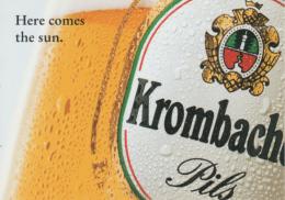 Kreuztal Krombach - Krombacher Here Comes The Sun - Kreuztal