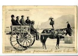 17259   -   Siracusa  -  Carro Siciliano - Timbres