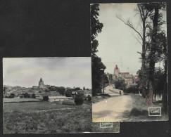 2 CP De ST FORT Sur GIRONDE (Cartier Carmont) Chte Mme (17) - Other Municipalities