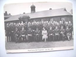 Engeland England RAF Royal Visit Tangmere - Engeland