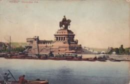 Germany Koblenz Deutsches Eck 1908