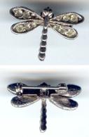 Bijoux-broche_09_Libellule-Dragonfly-Libelle - Broches